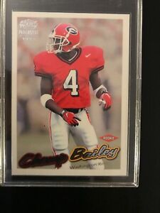 CHAMP BAILEY RC Pacific 1999 ROOKIE HOF CB Redskins Broncos Near-Mint Non-Auto