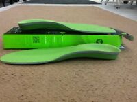 Superfeet Trim To Fit Green Premium Insoles Shoes