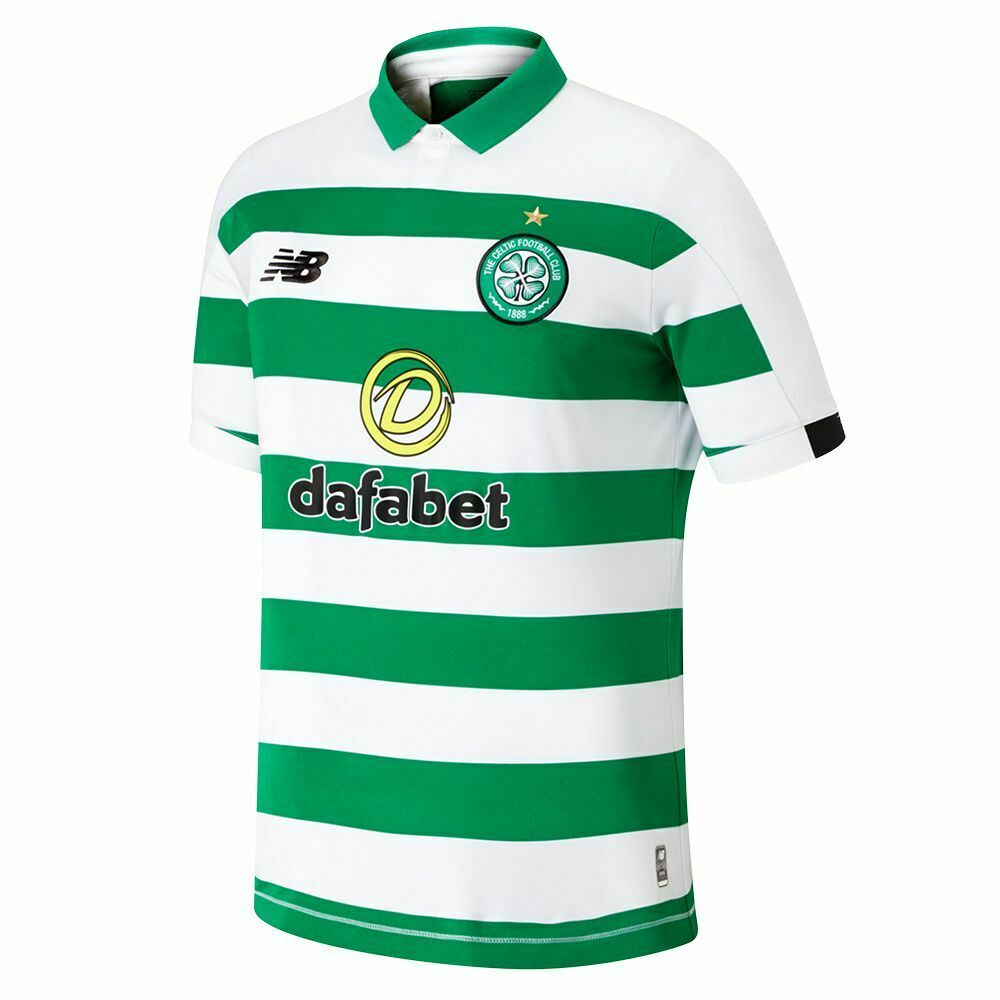 Celtic Home Football Shirt 2019 20