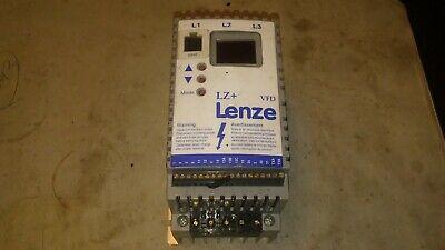 LENZE AC TECH SM410-117 ADJUSTABLE SPEED AC MOTOR CONTROLLER 1HP