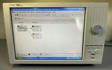 Agilent 16803a 102 Channel 4 Ghz Timing 250 Mhz State Logic Analyzer