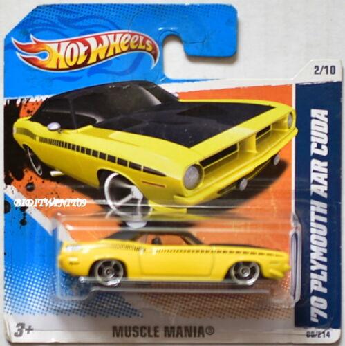 Auto- & Verkehrsmodelle Hot Wheels 2006 Nomadder Was #211 Gelb Werkseitig Versiegelt