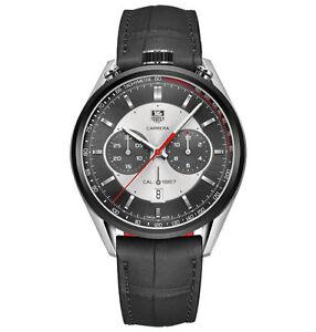 Tag Carrera Watch >> Heuer Tag Carrera Car2c11 Fc6327 Wrist Watch For Men