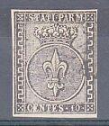 PARMA - 1852 - 10 cent (2) - U
