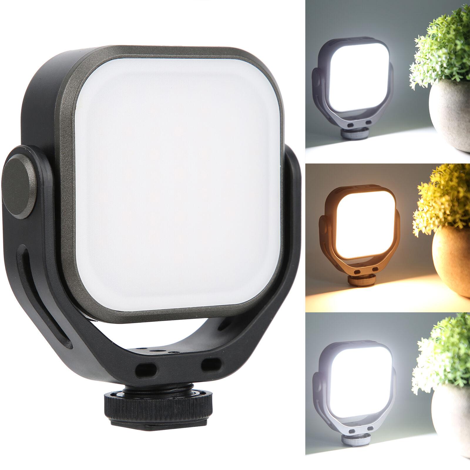 VIJIM VL66 LED Fill Light Lamp Type-C Charging Interface for Mirrorless Camera