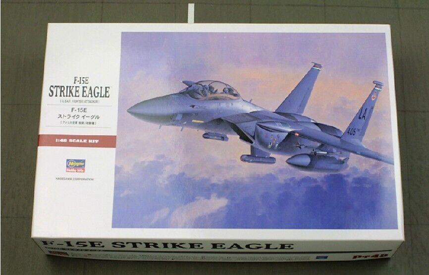 Hasegawa 07248 1 48 F-15E Strike Eagle  Dual Role Fighter