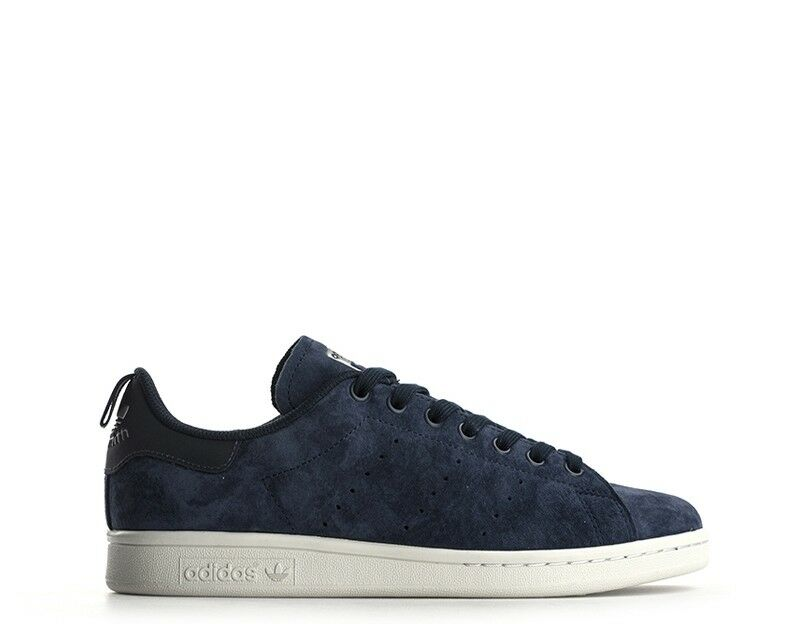 Zapatos ADIDAS Homme Homme Homme azul en daim S80027U 011b41