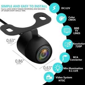 170-CMOS-Car-Rear-View-Reverse-Backup-Parking-Camera-Waterproof-K9B8