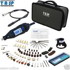 TASP Dremel 220V Electric Grinder Rotary Tool 5 Variable Speed Mini Drill 175pcs