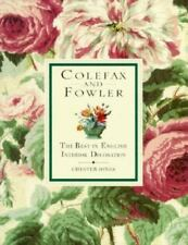 Colefax and Fowler : The Best in English Interior Decoration by Chester Jones (2000, Paperback)