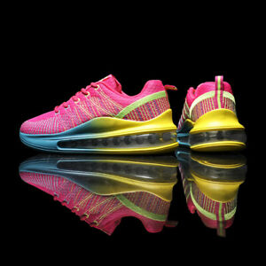 Women-039-s-Air-Cushion-Sneakers-Casual-Breathable-Sports-Running-Tennis-Shoes-Gym