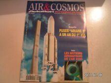**c Air & Cosmos n°1498 Fusée Ariane 5 / Les moteurs aéronautiques de l'an 2000