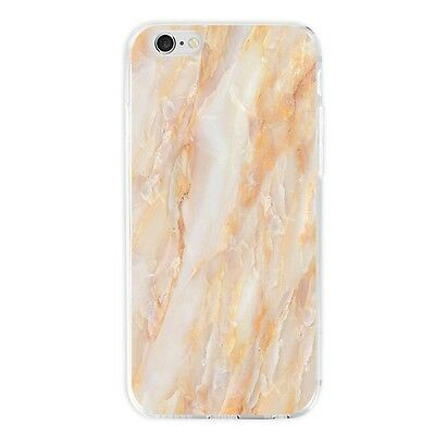 New Fashion Printed Marble Stone Pattern PC Hard Slim Case Cover Skin for iPhone