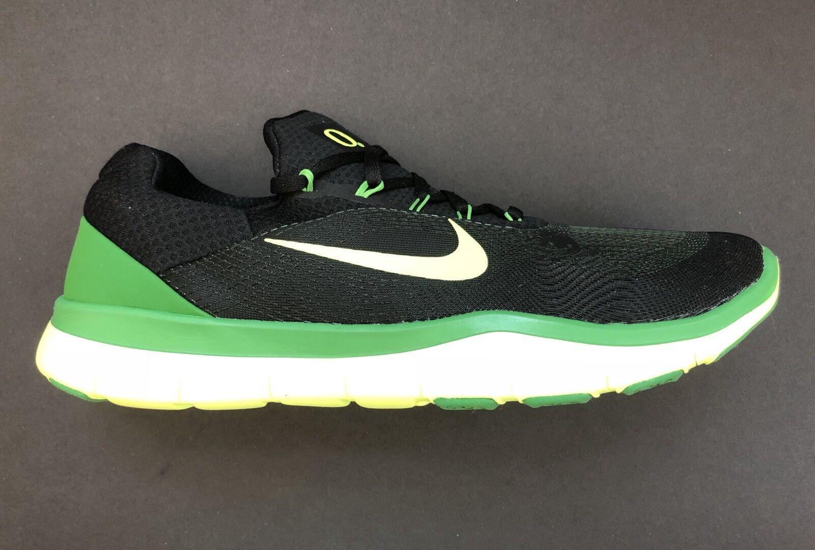 Nike Oregon Ducks Free Trainer V7 SG College shoes 898049-301 Size Men's 12 M US