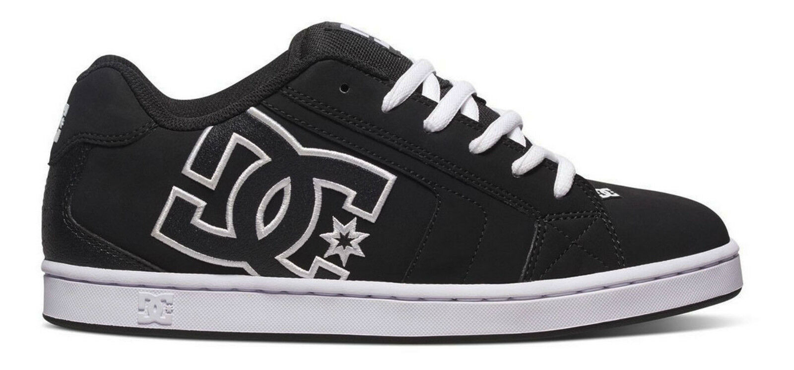 DC Shoes Men NET  - Gr: 42 & 43 - black black white  - Klassiker - UVP.: 89,95