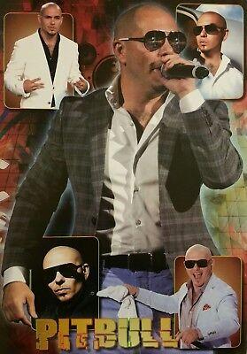 POSTER 11x16 pitbull reggaeton
