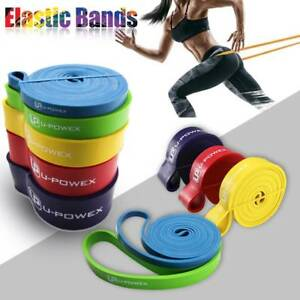 Resistance-Bands-Fitness-Exercise-Rubber-Loop-Gym-Strengthen-Training-Power-Band