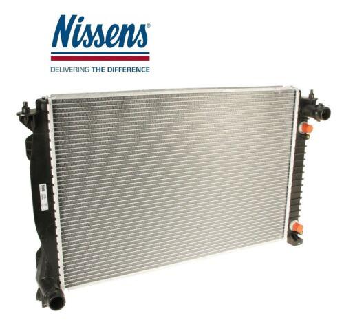 For Audi A6 Quattro 05-11 4.2L V8 Radiator Primary Nissens 4F0121251AH//60328