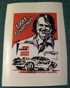 EDDIE-SCHARTMAN-MAVERICK-BOSS-VINYL-DECAL-STICKER-VINTAGE-STYLE-70-039-s-DRAG-RACING
