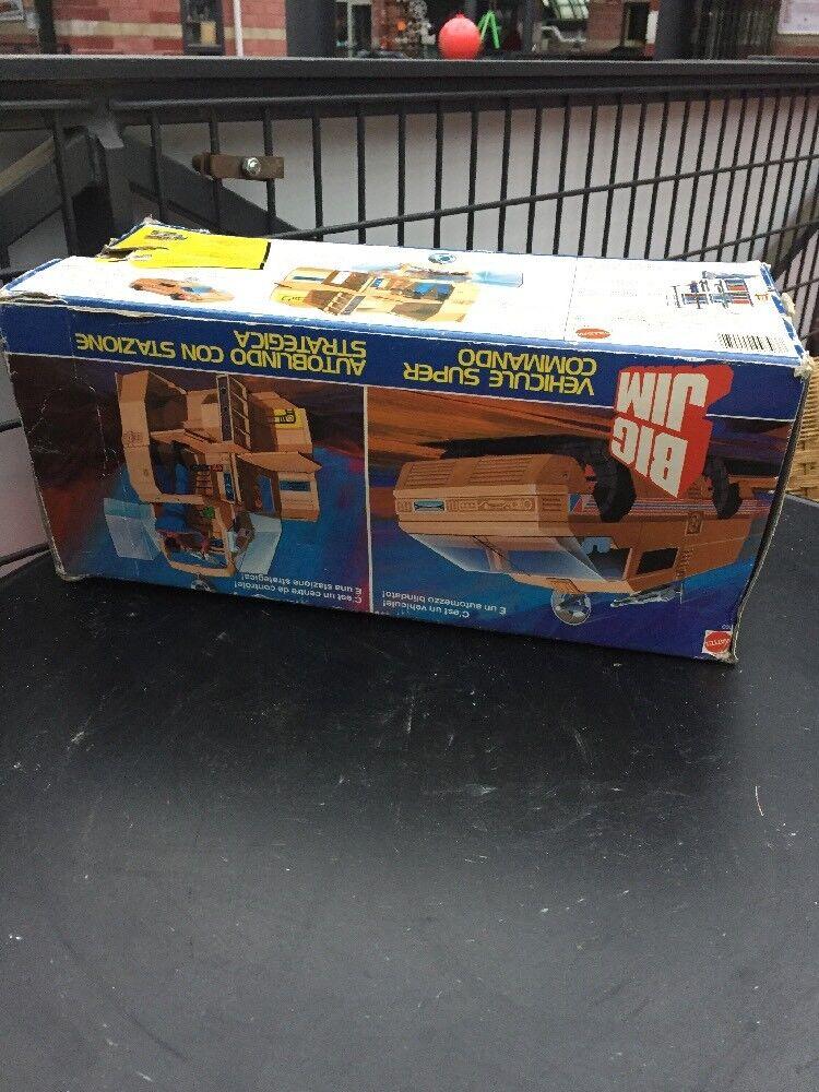 grande Jim Jim Jim - Comuomod Mobile - Véhicule Super Comuomodo -Autoblindo En Boîte 815359