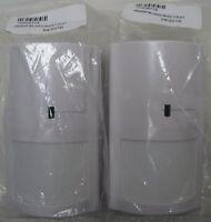 2 Dsc Ws4904p Pir Wireless Wall Led Motion Detector Infra Red Alarm Sensor
