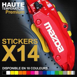 Compatible-Stickers-autocollants-adhesifs-pour-etrier-de-frein-MAZDA