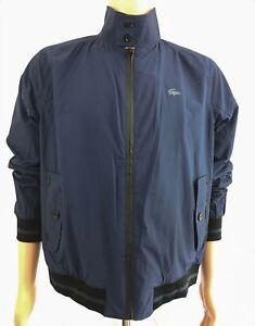 7233fbfe New Lacoste Men's Tennis/Golf Sports Jacket, Navy blue, size XS (EUR ...