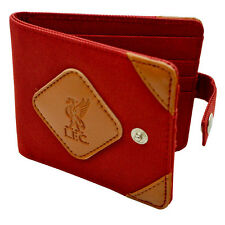 Official Licensed Football Product Liverpool Wallet Adventurer Leather Gift New