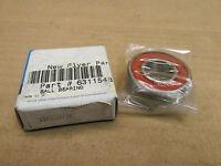 Ntn 6202llu Bearing Rubber Sealed 6202llu/2a 6202 Llu 62022rs 15x35x11 Mm