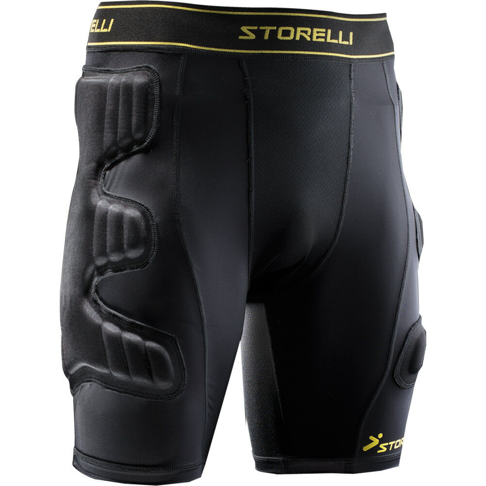 STORELLI corpoSHIELD GK SLIDERS Junior Sottopantaloncino da portiere