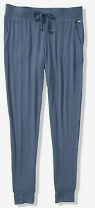 NWT-PINK-VICTORIA-039-S-SECRET-COZY-CLASSIC-JOGGER-OLD-SCHOOL-BLUE-XSMALL-FREE-SHIP