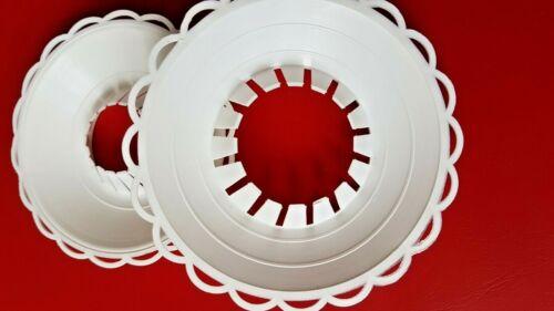 Okapnik na Swiece//Gromnice  3-3.5cm  Candle Wax Drip Cover Communion Christenin