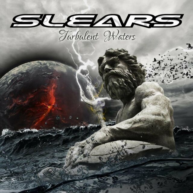 SLEARS - TURBULENT WATERS   CD NEW