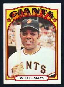 1972-Topps-Baseball-Card-49-Willie-Mays-EX-MT-Giants