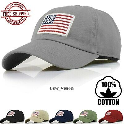 DESERT CAMO TACTICAL FORCES OPERATOR AMERICA POLO COTTON PATCH USA FLAG CAP HAT