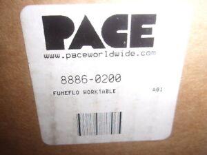 PACE-8886-0200-FUMEFLO-WORKTABLE