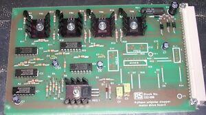 rs 332 098 4 phase unipolar stepper motor drive board, more for dekimage is loading rs 332 098 4 phase unipolar stepper motor