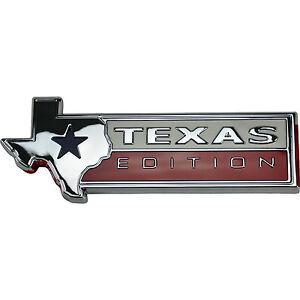 NEW OEM Genuine Ford 2015-2018 F-150 TEXAS Edition Emblem -Limited Availability   eBay