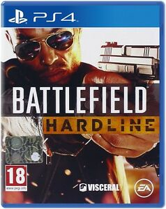 NEW-amp-SEALED-Battlefield-Hardline-Australian-Retail-Edition-for-Sony-PS4
