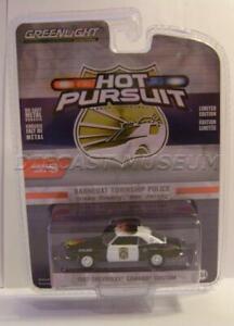 Chevrolet Camaro Custom barnegat township Police Hot Pursuit GreenLight 1:64