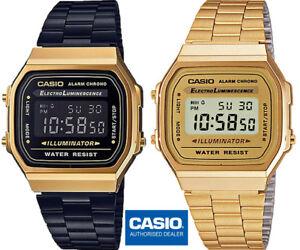 CASIO-A168WEGB-1BEF-A168WG-9EF-A168WEGB-1B-A168WG-9-ORIGINAL-ENVIO-CERTIFICADO