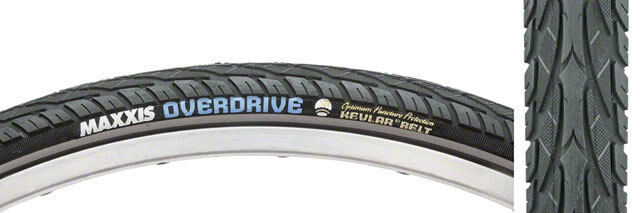 New Maxxis Overdrive 700 x 38 Tire Steel 60tpi Single Compound K2 Composite