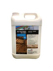 Grosses Soldes Insecticide Fongicide Anti-termites Xilix Tous Usages. Bidon De 5 L. Prêt à L'em Renforcement Des Nerfs Et Des Os