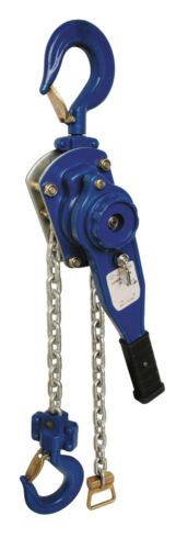 LiftinGear 2000kg Manual Hand Ratchet Chain Lever Winch Lifting Pull Hoist
