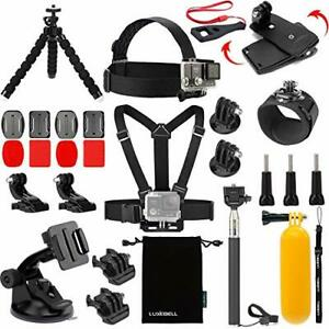 Luxebell-Accessories-Kit-for-AKASO-EK5000-EK7000-4K-WiFi-Action-Camera-Gopro
