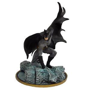 Batman Heavy Metals 2018 Figurine Statue Miniature Exclusive Sdcc Sdcc Nouveau