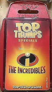 TOP TRUMPS CARD COLLECTIONS *****CHOOSE YOUR PACK******