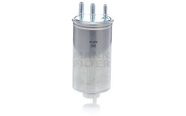 MANN-FILTER Filtro combustible para RENAULT LOGAN DUSTER DACIA SANDERO WK 8039