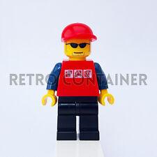 LEGO Minifigures - 1x cty175 - Pilot - Vintage Town Omino Minifig Set 7688