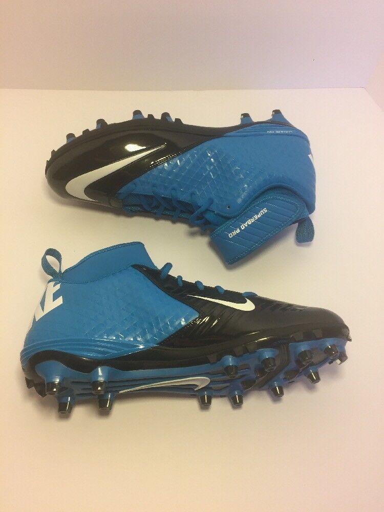hombre Nike negro zapatos Lunarlon Superbad azul negro Nike zapatos Nike 028afe
